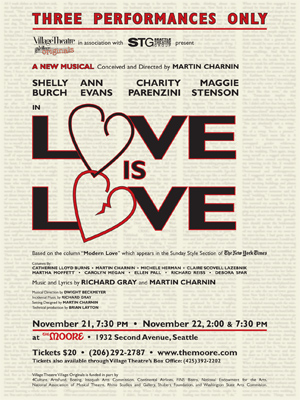 Poster for Love is Love